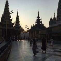 Yangon Yangon, Sidewalk, Side Walkway, Walkway, Walkways, Pavement