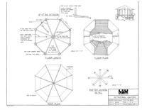 octagonal gazebo plans