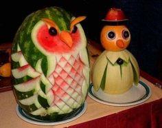 Inteci | Tallado de Frutas y Verduras - Lima Sur |