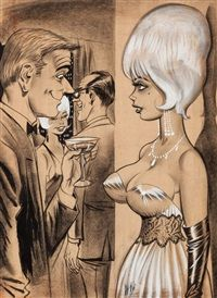 Distracted by Bill Ward