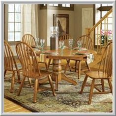 This is the right website for you if you are looking for round kitchen table sets to furnish your new house or replace the old one.      There are countless options available on the market place to fulfill consumers' taste as well as their budget. In case you are stay in apartment with limited space, then look for those space saver dining sets.      On top of the common drop leaf kitchen table, the smart manufacturers have been launched round table with storage underneath and fantastic ...