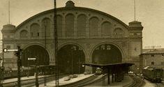 Der Anhalter Bahnhof 1930er Jahre