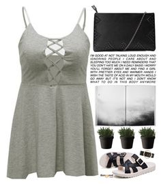 """""""good at not talking loud enough"""" by scarlett-morwenna ❤ liked on Polyvore featuring Muuto and vintage"""