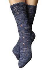Luna's Moonlight Knit Socks