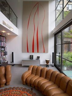 The Isaly Residence is a stunning home designed for the Isaly family in a 1848 Gramercy Park townhouse in New York City