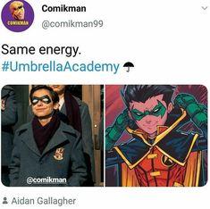 Funny Umbrella, Umbrella Art, Under My Umbrella, Pixar, Bat Boys, Dysfunctional Family, Fandoms, Dc Memes, Damian Wayne