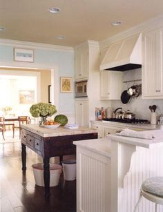 Love this kitchen and other kitchen ideas on the site | decor pad