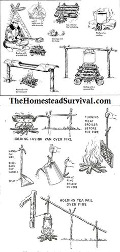 #PREPPERS & #SURVIVALISTS: More Survival Ideas - http://dunway.us/kindle/html/frugal1.html