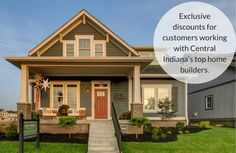 Home builder discounts on window treatments Home Builders, Window Treatments, Indiana, Building A House, Windows, Mansions, House Styles, Home Decor, Mansion Houses