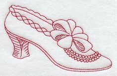 Vintage Embroidery Designs quilts with victorian shoes Embroidery Motifs, Embroidery Transfers, Vintage Embroidery, Cross Stitch Embroidery, Machine Embroidery Designs, Couture Embroidery, Simple Embroidery, Embroidery Ideas, Embroidery Thread