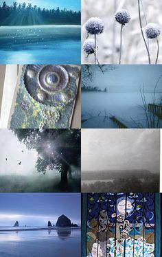 blue, the sun comes through by Nora on Etsy--Pinned with TreasuryPin.com