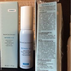 Skinceuticals High Potency Refining Night Treatment With 0/3% Pure