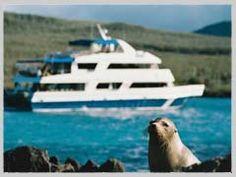 Ecoventura cruise boat - Galapagos, Ecuador