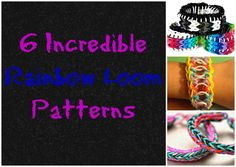 Kat for Kenzie and Laney Use these 6 incredible Rainbow Loom video tutorials to make the coolest bracelets around! Rainbow Loom Tutorials, Rainbow Loom Patterns, Rainbow Loom Creations, Rainbow Loom Bands, Rainbow Loom Bracelets, Loom Band Bracelets, Rubber Band Bracelet, Fun Loom, Loom Craft