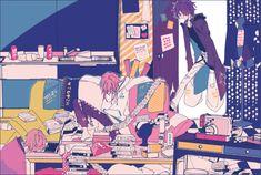 Cute Anime Boy, Anime Guys, Kawaii Drawings, Cute Drawings, Anime Music, Anime Art, Happy 3rd Anniversary, Super Hero Life, Elsword