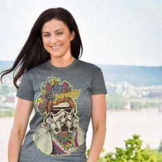 Stormtrooper Miranda Tee Unisex now featured on Fab.