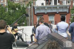 Hanson @ Baeble HQ, NYC