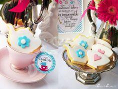 alice in wonderland- cookies