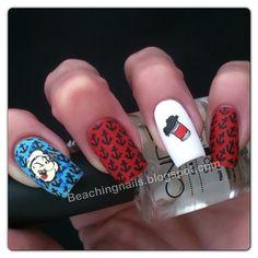 Popeye Nails