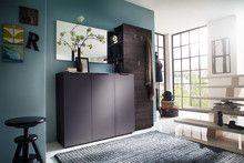 LAMIA lakier wysoki połysk Divider, Loft, Furniture, Home Decor, Products, Perfect Wardrobe, Small Spaces, Decoration Home, Room Decor