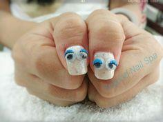 #Nail Art 3D