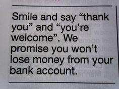 A promise:)