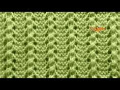 Crochet jasmin baktus scarf with Oana - Crochet Decoration Knitting Help, Knitting Stiches, Vogue Knitting, Knitting Videos, Knitting Charts, Easy Knitting, Baby Knitting Patterns, Loom Knitting, Knitting Designs