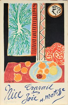 """I don't know whether I believe in God or not, I think, really, I'm some sort of Buddhist. But the essential thing is to put oneself in the frame of mind which is close to that of prayer."" —Henri Matisse"