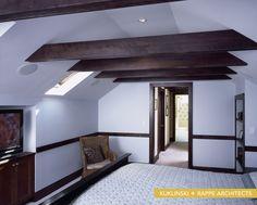 Hamlin bungalow attic renovation by Kuklinski + Rappe Architects - Chicago, Illinois