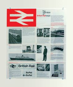 One of the UK's most recognisable transport signs was sketched on the back of an envelope by a young artist as he travelled on the Tube more than 50 years ago – and it's still in use today.
