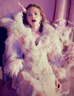 Scarlett Johansson by Sofia Sanchez & Mauro Mongiello for Vogue Mexico December 2013