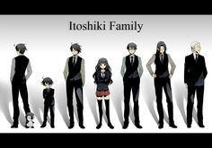 Tags: Sayonara Zetsubou Sensei, Itoshiki Nozomu, Itoshiki Rin, Mirucho, Itoshiki Mikoto, Tokita, Itoshiki Majiru, Itoshiki Kei, Itoshiki Fam...