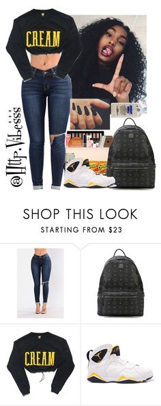 """""""Untitled #1019"""" by jazaiah7 ❤ liked on Polyvore featuring MCM and Retrò"""