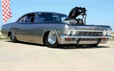 (1965 Impala Pro Street)