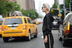 SPORTY LIFE | new #streetstyle post on #thestreetmuse by #melaniegalea in #newyork with #lindatol.