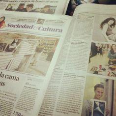 Roser Amills habla de porno para mamás y de fantasías eróticas en el Diario de mallorca, 7 de octubre 2012