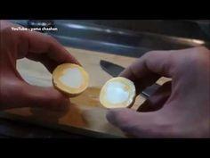Unikátna zdravá príprava vajíčok: Nepotrebujete ani kvapku oleja a sú ideálne do šalátov alebo sendvičov! Boiled Eggs, Inside Out, Spinning, Make It Yourself, Simple, Deviled Eggs, Hand Spinning, Boiled Egg, Indoor Cycling
