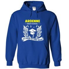 Ardenne High School It's Where My Story Begins T-Shirts, Hoodies. Check Price Now ==► https://www.sunfrog.com/No-Category/Ardenne-High-School--Its-where-my-story-begins-RoyalBlue-Hoodie.html?id=41382