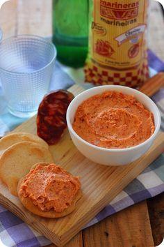 Cocina – Recetas y Consejos Appetizer Recipes, Snack Recipes, Cooking Recipes, Snacks, Appetizers, Food N, Food And Drink, Bien Tasty, Mousse
