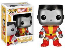 Colossus X-Men Pop! Marvel Funko NIB new in box 60