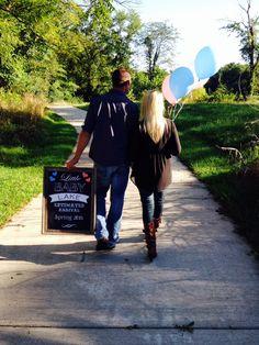 12 Amazing Chalkboard Pregnancy Announcement Ideas