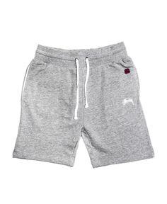 Stussy - French Terry Shorts (Grey)