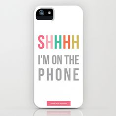 Fave!  iPhone & iPod Case by Miss Modern Shop - $35.00