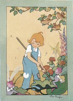 Garden Magic by Jan Cragin 1928