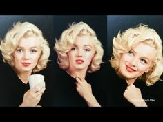 Many faces of marilyn