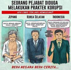 Difference of corruption discovery : Japan (Harakiri), South Korea (resign), Malaysia (report to police on whistleblower) Jokes Quotes, True Quotes, Best Quotes, Qoutes, Memes, Aging Humor, Reminder Quotes, Quotes Indonesia, Muslim Quotes