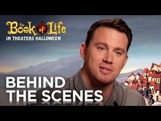 The Book of Life | Behind the Scenes with the Cast [HD] | FOX Family