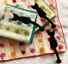 Japão exporta uma grande Tatari Hikaru Museu de Io Atsuko Matano fio sem torção rabo de gato quadrado lenço toalha - Taobao  http://duitang.com/s/123f778d2