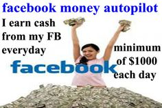 You will get to know everything you need to know and make cool cash on Facebook Money Autopilot: https://www.fiverr.com/best4ever/give-you-absolute-facebook-autopilot-cash-tips