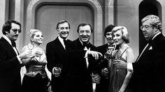 Ugly Dave Gray, Abigail, Stuart Wagstaff, Graham Kennedy, Martin Vaughan, Noeline Brown